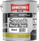 Johnstone's Trade Smooth Metal Paint Standard Colours 2.5 Litres